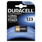 Duracell Ultra Lithium Photo 123 DL123A CR123A 1er Blister