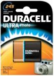 Duracell Ultra Lithium Photo DL 245A 2CR5 1er Blister
