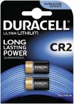 Duracell Ultra Lithium Photo CR2 DLCR2 ELCR5 2er Blister