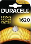Knopfzelle DURACELL Lithium DL1620 CR1620 1er Blister