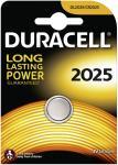Knopfzelle DURACELL Lithium DL2025 CR2025 1er Blister