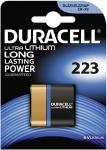 Duracell Ultra Lithium Photo 223 DL223 EL223AP CR-P2 1er Blister
