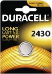 Knopfzelle DURACELL Lithium DL2430 CR2430 1er Blister