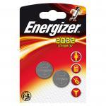 Knopfzelle ENERGIZER Lithium CR2032 DL2032 2er Blister