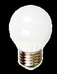 5 x V-TAC LED Mini Globe G45 VT-1830/SKU-4160 E27 4 Watt warmweiß 2700K 320 Lumen