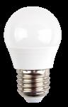 5 x V-TAC LED Mini Globe G45 VT-1879/SKU-4247 E27 6 Watt warmweiß 2700K 470 Lumen