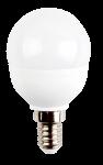 5 x V-TAC LED Mini Globe P45 VT-1880/SKU-4250 E14 6 Watt warmweiß 2700K 470 Lumen