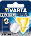 Knopfzelle VARTA Lithium 6016 CR2016 DL2016 1er Blister