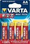 Batterie VARTA Max Tech 4706 LR6 MN1500 AA Mignon 4er Blister
